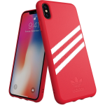 Adidas Polycarbonate Case for Apple iPhone XS Max - Red