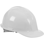 Klein Tools, Inc. - Hard Hat, cap- white with strap
