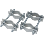 Telewave  Inc. Mounting Clamp Kit for ANT280s