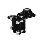 PCTEL Maxrad BMBMPL Mirror Mount Kit, MiniU - Black