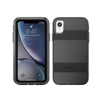 Pelican Shock Absorbing Adventurer Case  for Apple iPhone XR - Black/Black