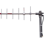 CommScope - 6 Element Yagi Antenna with 400-420 MHz 10dB