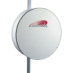 Radio Waves 17.7-19.7GHz 38.6dBi 2' Parabolic Dish  Rect-Remec