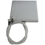 TerraWave - 2.4-2.5/5.15-5.85GHz 4dBi Patch MIMO Antenna