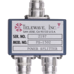 Telewave, Inc. - 132-174 MHz 2-Way Splitter w/ N Females