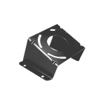 Gamber-Johnson - Radio Bracket- 25 Degree