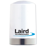 Laird Technologies 806-866 MHz Phantom Low Visibility Antenna - White
