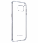 PureGear Slim Shell Series Hard Case Cover for Samsung Galaxy S7 Edge - Clear