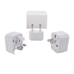 MYBAT White Universal Travel Plug AC Adapter