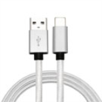 MYBAT White USB Type-C Data Cable 5 FT