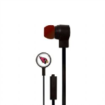 Licensed NFL/MLB/NCAA/NHL Earbuds Licensed NFL Stereo Earbuds. Arizona Cardinals