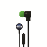 Licensed NFL/MLB/NCAA/NHL Earbuds Licensed NFL Stereo Earbuds. Seattle Seahawks