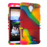 Rocker Series Silicone Skin Rocker Series Skin, Rainbow