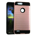 HYB D 2 in 1 Case, Rose Gold&Black