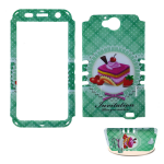 Rocker Series Snap On Cover Rocker Snap-On. Cakes Design on Green