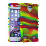 XL Rocker Skin Rocker Series Skin, Rainbow