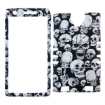 XL Rocker Snap Rocker Snap-On. Skull