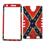 XL Rocker Snap Rocker Snap-On. Flag Design
