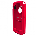 APPLE IPHONE 5/5S/SE TRIDENT EXOSKELETON SERIES CASE - RED