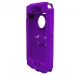 APPLE IPHONE 5/5S/SE TRIDENT EXOSKELETON SERIES CASE - PURPLE
