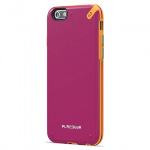 APPLE IPHONE 6/6S PUREGEAR SLIMSHELL CASE - PINK/ORANGE