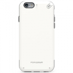 APPLE IPHONE 6/6S PUREGEAR DUALTEK PRO CASE - WHITE/CLEAR