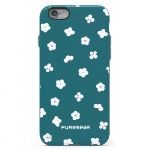 APPLE IPHONE 6/6S PUREGEAR MOTIF SERIES CASE - GREEN/WHITE FLORAL