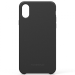 APPLE IPHONE X PUREGEAR SOFTTEK CASE - BLACK