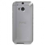 HTC ONE M9 PUREGEAR SLIM SHELL CASE - CLEAR/CLEAR