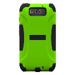MOTOROLA DROID MAXX TRIDENT AEGIS SERIES CASE - LIME GREEN