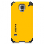 SAMSUNG GALAXY S5 PURE GEAR DUALTEK CASE - YELLOW/BLACK