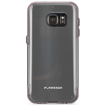 SAMSUNG GALAXY S7 PUREGEAR SLIM SHELL PRO SERIES CASE - CLEAR/PINK