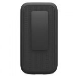 SAMSUNG GALAXY S4 MINI PURE GEAR HOLSTER SHIELD COMBO - BLACK