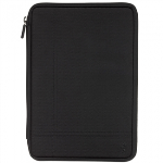 UNIVERSAL M-EDGE SPORT FOLIO WITH ZIPPER CLOSURE 9IN TO 10IN TABLET - BLACK