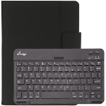 UNIVERSAL M-EDGE STEALTH PRO FOLIO WITH KEYBOARD 9IN TO 10IN TABLET - BLACK
