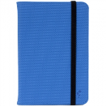 UNIVERSAL M-EDGE FOLIO PLUS 7IN TO 8IN TABLET - BLUE/BLACK