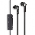 SCOSCHE BT100 HANDSFREE BLUETOOTH EARBUDS WITH MIC+CONTROLS - BLACK