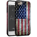 Cellairis Aero Case for Apple iPhone 6/S Plus - Aero Flag USA Patriot