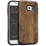 Cellairis Aero Case for Samsung Galaxy S6 - Aero Wood Barn