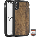 Cellairis Aero Case for Apple iPhone X/XS - Rapt BK Wood Barn