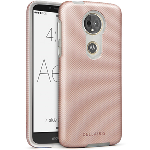 Cellairis Aero Case for Motorola E5 Play - Aero Grip Rose Gold