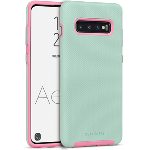 Cellairis Aero Case for Samsung Galaxy S10 Plus - Aero Grip Opposite Attracts