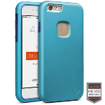 Cellairis Rapture Case for Apple iPhone 6/6S Plus - Rapture Blue Classic Matte Finish