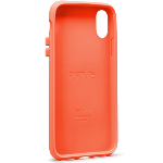 iPhone X/XS -  Rapture Silicone Peach Punch
