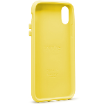 iPhone X/XS -  Rapture Silicone Lemon Yellow
