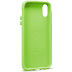iPhone X/XS -  Rapture Silicone Neon Green