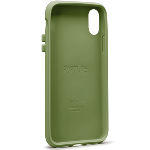 iPhone X/XS -  Rapture Silicone Oliver Green
