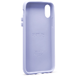 iPhone X/XS -  Rapture Silicone Light Blue