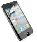 iFrogz Screen Protector Tri-Pack for iPhone 4/4S - Clear