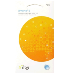 Ifrogz Anti-Glare Screen Protector for Apple iPhone 5 (Clear/Front only)